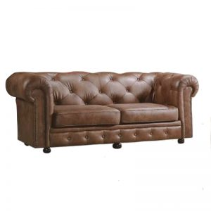 Tommy 2 seater chesterfield sofa
