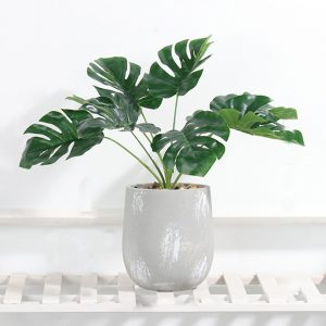 artificial mostera plant-33cm