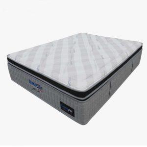 Dunlopillo Galaxy 12″ Honeycomb 3 Zones Individual Pocketed Spring with latex top mattress