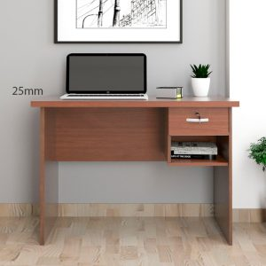 JUDY 4 Feet Study desk in 25mm melamine top-cherry