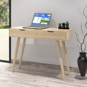 LUCERN 4 feet console table with 2 drawers