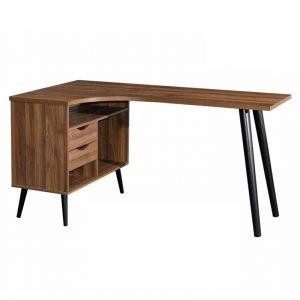 SD-B500-CL scandinavian solid wood legs study desk