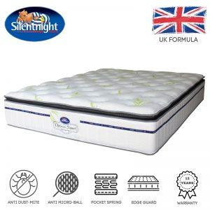 Silentnight Optimus Support 13″ pocket spring mattress