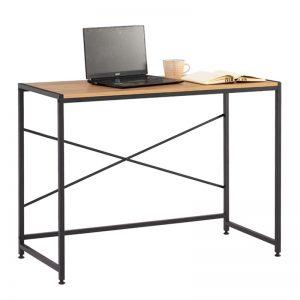 RAGNAR 100x45cm Industrial Style Study Desk
