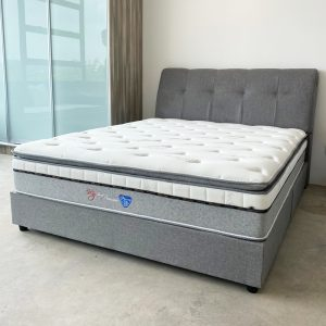 Mastercoil My back protection 12″ pocket spring mattress with bedframe