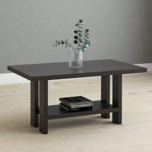 AMBER 3 Feet coffee table- Wenge