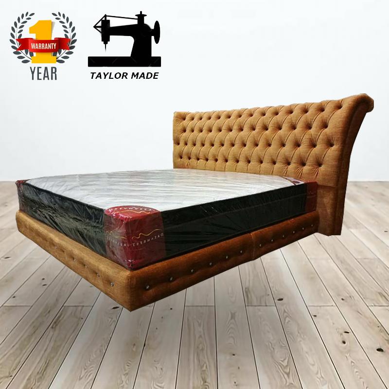 Custom Made G521 Divan Bed Frame 2, Custom Made Queen Size Bed Frame