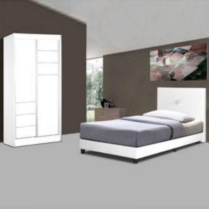 TYZ2631 TYZ DESIGN 2.5×6 Bedroom + Wardrobe Set