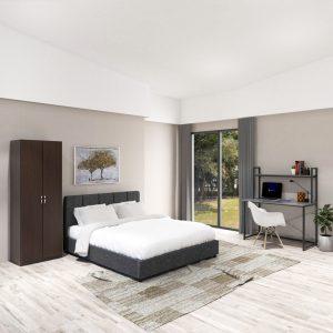 MANADO 5 pieces bedroom set