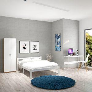 MINA 5 pieces bedroom set