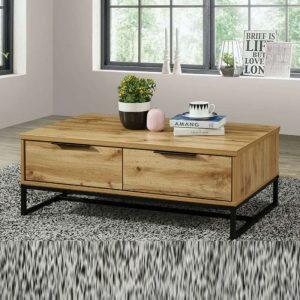 GOODNITE Coffee Table – 1M Solid Wood Berlin Coffee Table
