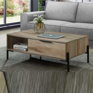 GOODNITE Coffee Table – 1M Solid Wood London Coffee Table