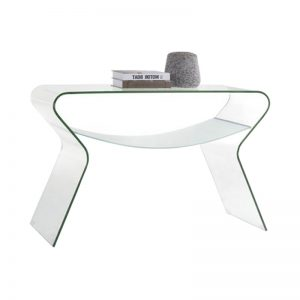 IZABELA D013 – Tempered Glass Coffee Table