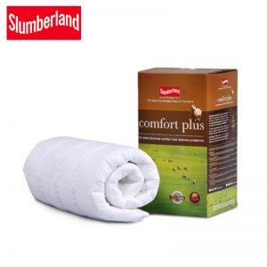Slumberland – Comfort Plus Lambswool Topper