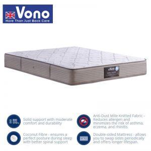 Vono Ortho Shield – 9.5″ Interlock Springing System