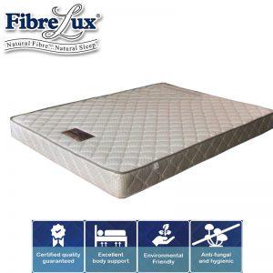 Fibrelux Purete Pure – 7″ Coconut Fibre Mattress