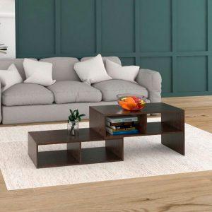 FLEXIA extendable coffee table- Wenge
