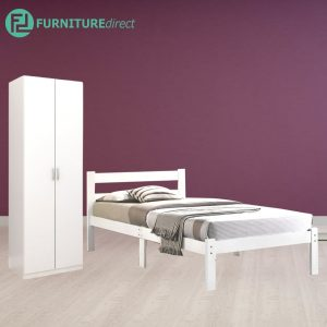 MINA single size bedroom set