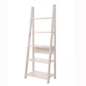 TIVA 5 tier Ladder Bookcase