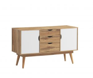 ALFORD 2 Door And 3 Drawer Sideboard Cabinet