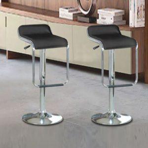 WLS X329 – Cushion Seat Bar Chair