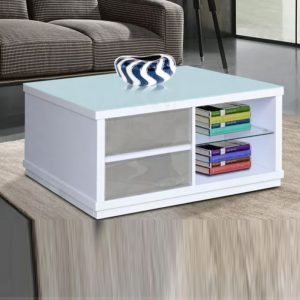 WLS SR8018 – MDF With Painted Coffee Table