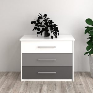 DAISY 3 drawer chest