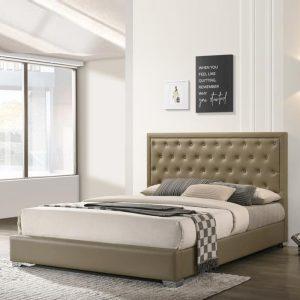 ELIF queen size bed frame